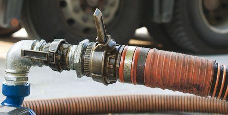 Tankwagenkupplung DIN 28450