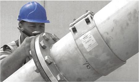 Teekay-Rohrkupplungssystem
