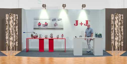Zum J&J-Stand