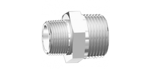 Stainless steel fittings PN 50/ 100 reducers R-209 (M/M)