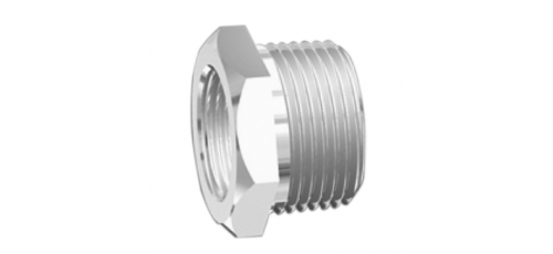 Stainless steel fittings PN 50/ 100 reducers R-211 (M/F)