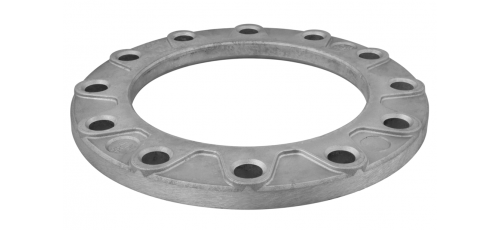 loose plate flanges aluminium-flanges PN 16