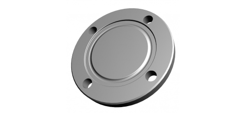 Stainless steel DIN 11864/ DIN 11853 flange connections collar blind flanges