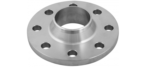 Stainless steel welding neck flanges PN 25
