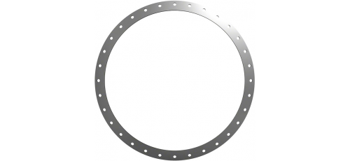 Stainless steel other flat flanges DIN 86044