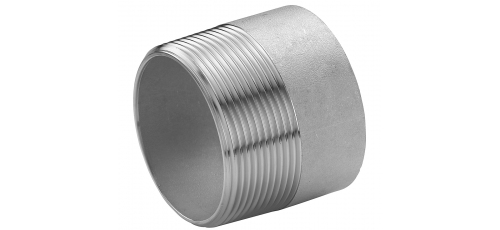 Stainless steel fittings PN 50/ 100 nipples R-208 Standard