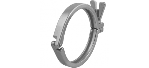 Stainless steel clamp connections moretype S
