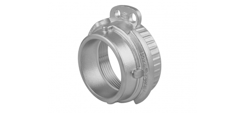Stainless steel quick couplings tanker male adapter