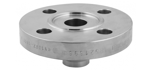 Stainless steel welding neck flanges more sealing surfaces female face