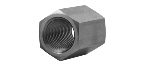 Stainless steel fittings PN 10 (ECO-Line) sockets special versions hexagon