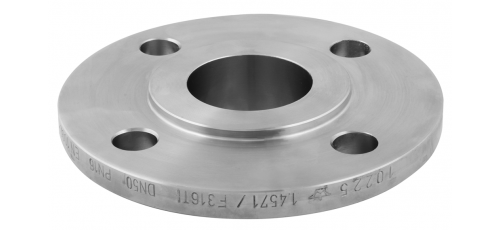 Stainless steel welding neck flanges more sealing surfaces male face