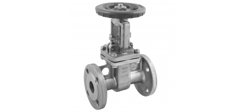 Stainless steel gate valves gate valves & flanged end