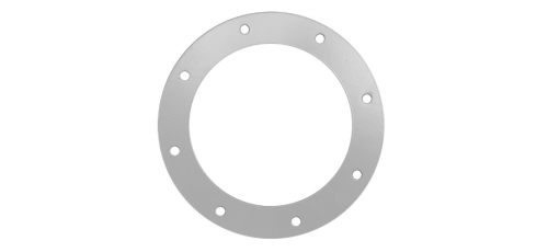 Stainless steel other flat flanges DIN 24154 series 4