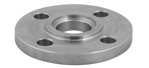 Stainless steel plate flanges DIN / EN with tongue