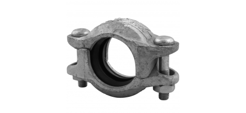 Victaulic Standard Nutsystem pipe couplings cast iron rigid & type 07