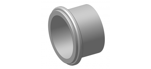 Stainless steel hecoNNECT couplings inserted parts insert