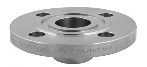 Stainless steel welding neck flanges more sealing surfaces with groove