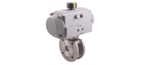 Stainless steel ball valves with actuator standard