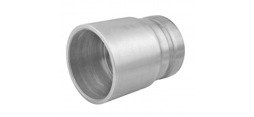 Stainless steel Victaulic Standard Nutsystem adapters & threaded ends