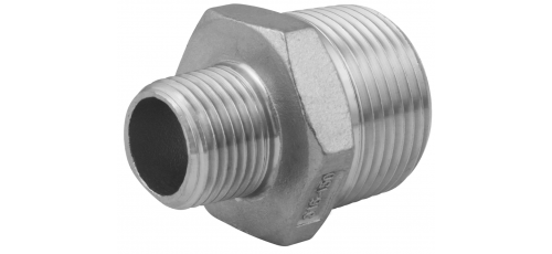 Edelstahl Fittings PN 10 (ECO-Line) Ag x Ag