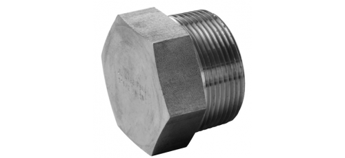 Stainless steel fittings PN 10 (ECO-Line) plugs
