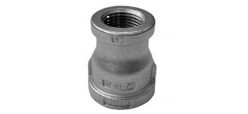 Edelstahl Fittings PN 10 (ECO-Line) Ig x Ig