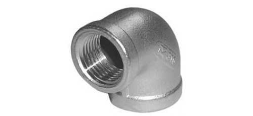 Stainless steel fittings PN 10 (ECO-Line) reducing elbows