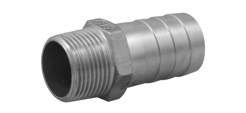 Stainless steel fittings PN 10 (ECO-Line) hexagon