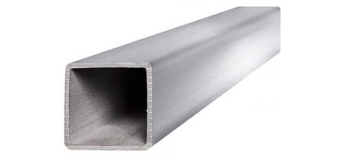 Stainless steel tubes profile tubes square polished