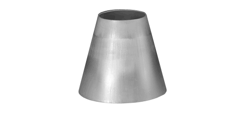 Stainless steel reducers welded & concentric straight