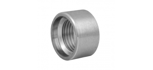 Stainless steel fittings PN 10 (ECO-Line) half - for welding