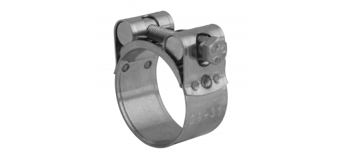 Stainless steel hose clamps trunnion clamps