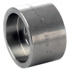 Stainless steel ANSI / ASME socket welding fittings reducing couplings