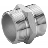 Stainless steel fittings PN 10 (ECO-Line) nipples with parallel thread ISO 228