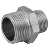 Stainless steel fittings PN 10 (ECO-Line) nipples adapters ...to NPT
