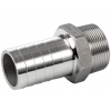 Stainless steel fittings PN 16/ 20 (ISO 4144) nozzles