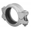 Stainless steel Victaulic Standard Nutsystem pipe couplings stainless steel flex, type 475 - lightweight