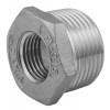 Stainless steel fittings PN 10 (ECO-Line) ...with NPT-thread reducers M x F