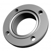 Stainless steel DIN 11864/ DIN 11853 flange connections hygiene DIN 11853-2 grooved flanges