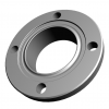 Stainless steel DIN 11864/ DIN 11853 flange connections hygiene DIN 11853-2 collar flanges