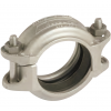 Stainless steel Victaulic Standard Nutsystem pipe couplings stainless steel rigid, type 489