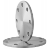 Stainless steel blind flanges reduced thickness
