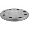 Stainless steel blind flanges aluminium