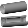 Stainless steel fittings PN 10 (ECO-Line) special length thread on both sides