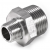 Stainless steel fittings PN 50/ 100 reducers R-209 (M/M) Product specification