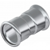 Stainless steel press fittings straight connector