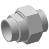 Stainless steel hecoNNECT couplings complete with orbital weld-on ends