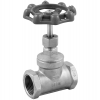 Stainless steel globe valves globe valves, threaded