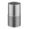 Stainless steel railing construction plug fittings Connectors for gluing