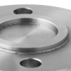 Stainless steel blind flanges DIN / EN PN 16 with tongue